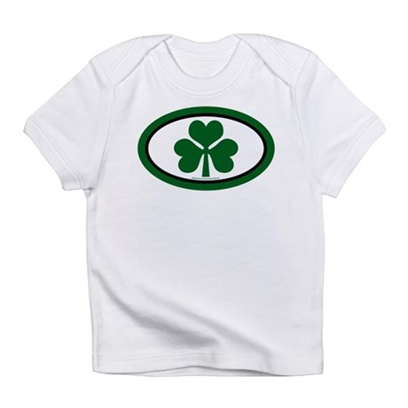 Shamrock Euros Creeper Infant T-Shirt
