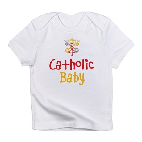 Catholic Baby Infant T-Shirt