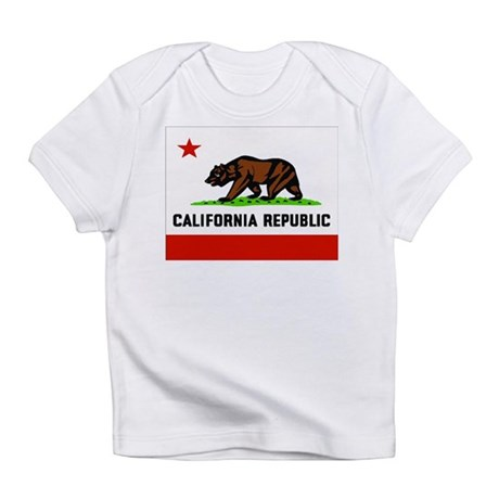 CALIFORNIA REPUBLIC Creeper Infant T-Shirt