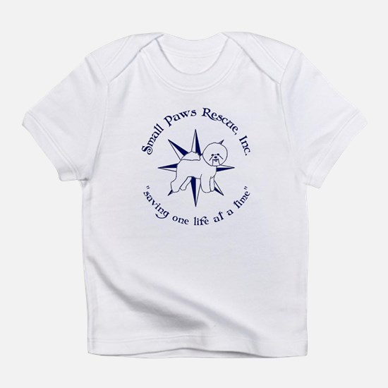 Blue SPR Logo Creeper Infant T-Shirt