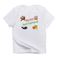 My First Rosh Hashanah Infant T-Shirt