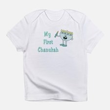 MY FIRST HANUKKAH Infant T-Shirt