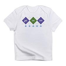 Argyle Obama Infant T-Shirt
