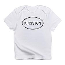 Kingston, Jamaica euro Creeper Infant T-Shirt