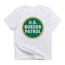 US Border Patrol Infant T-Shirt