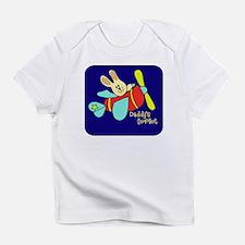 Daddy's Co-Pilot Infant T-Shirt