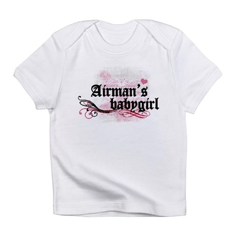 Airman's Babygirl Infant T-Shirt