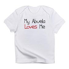 My Abuela Loves Me Infant T-Shirt