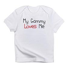 My Gammy Loves Me Baby Onesie Infant T-Shirt