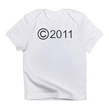 Copyright 2011 Infant T-Shirt