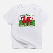 ...Cymru Am Byth... Infant T-Shirt