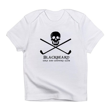 Blackbeard Golf Country Club Infant T-Shirt