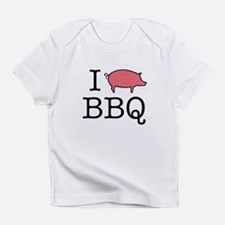 I Love Pork BBQ Infant T-Shirt