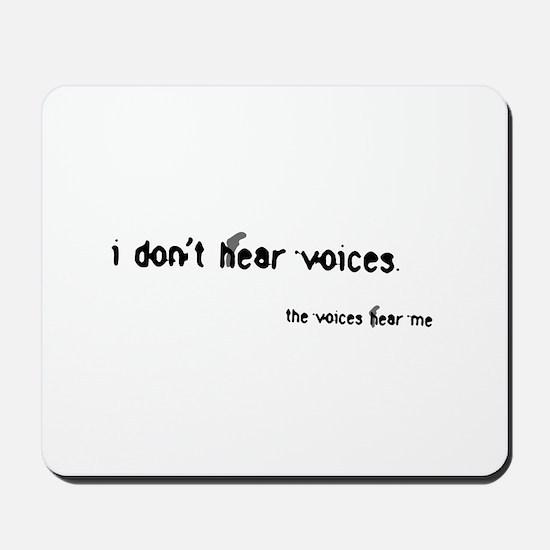 Voices Mousepad