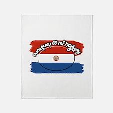 PARAGUAY Throw Blanket