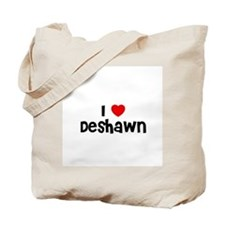 I * Deshawn Tote Bag