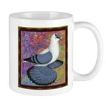 Swallow Pigeon Framed Mug