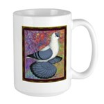 Swallow Pigeon Framed Large Mug