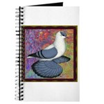 Swallow Pigeon Framed Journal