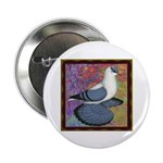"Swallow Pigeon Framed 2.25"" Button (100 pack)"