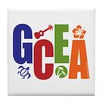 GCEA Tile Coaster