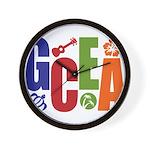 GCEA Wall Clock