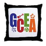 GCEA Throw Pillow
