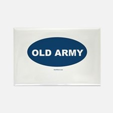 Old Army Dad Rectangle Magnet
