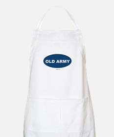 Old Army Dad Apron