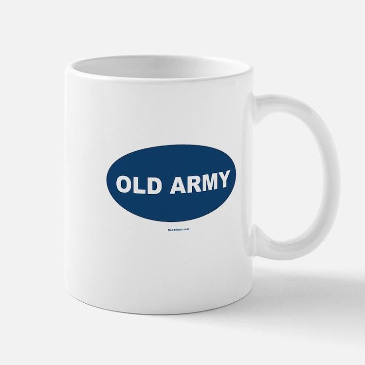Old Army Dad Mug