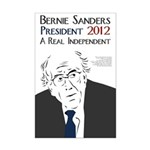 Bernard Sanders for President mini poster