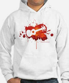 Ukulele Splash Jumper Hoody