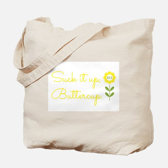 Unique 13.1 Tote Bag