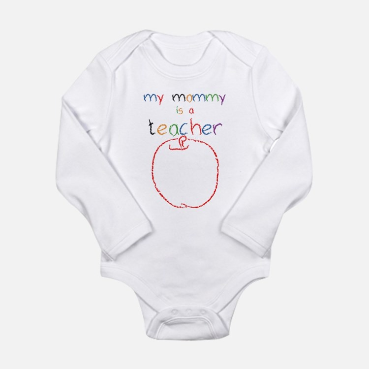 My Mommy-Teacher Baby Outfits