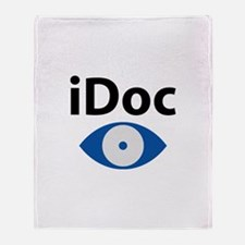iDoc Throw Blanket