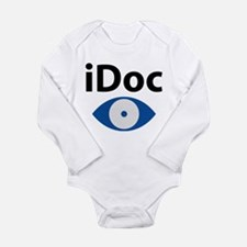 iDoc Long Sleeve Infant Bodysuit