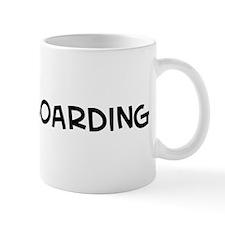 I Love Sailboarding Coffee Mug