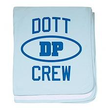 Dott Crew baby blanket