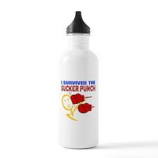 Sucker Punch Survivor Stainless Water Bottle 1.0L