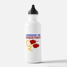 Sucker Punch Survivor Water Bottle