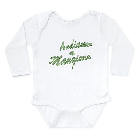 Andiamo Long Sleeve Infant Bodysuit