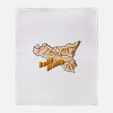 Cool Hunchback Throw Blanket
