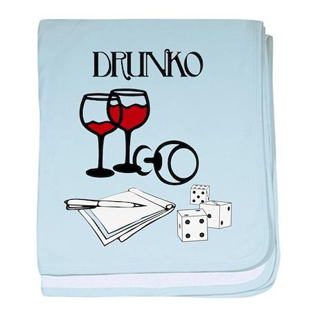 Drunko baby blanket
