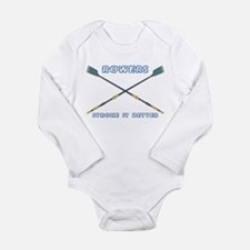 Emma Kay Long Sleeve Infant Bodysuit