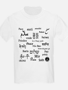 Peace Everywhere! T-Shirt
