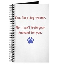 can't trainer your husband Journal