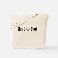Head Shot Tote Bag