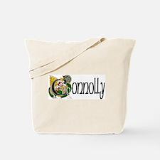 Connolly Celtic Dragon Tote Bag