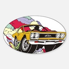 Plymouth GTX Decal