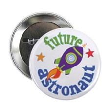 "Future Astronaut 2.25"" Button"